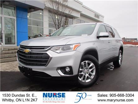 2021 Chevrolet Traverse LT Cloth (Stk: 21R003) in Whitby - Image 1 of 29