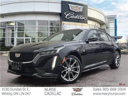 2021 Cadillac CT5 Sport (Stk: 21K054) in Whitby - Image 1 of 26