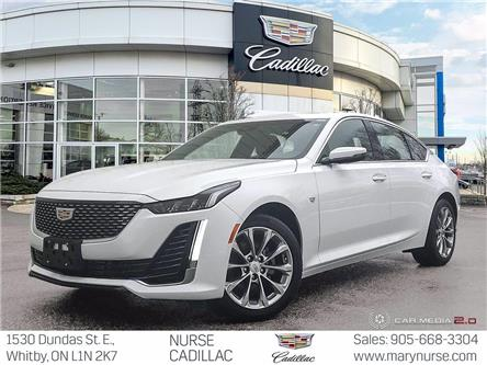 2021 Cadillac CT5 Premium Luxury (Stk: 21K040) in Whitby - Image 1 of 26
