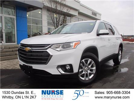 2021 Chevrolet Traverse LT Cloth (Stk: 21R013) in Whitby - Image 1 of 29