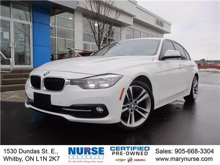 2016 BMW 320i xDrive (Stk: 21K043A) in Whitby - Image 1 of 25