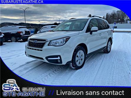 2018 Subaru Forester 2.5i Convenience (Stk: A3299) in Sainte-Agathe-des-Monts - Image 1 of 18