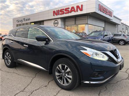 2017 Nissan Murano SV (Stk: P2774) in Cambridge - Image 1 of 30