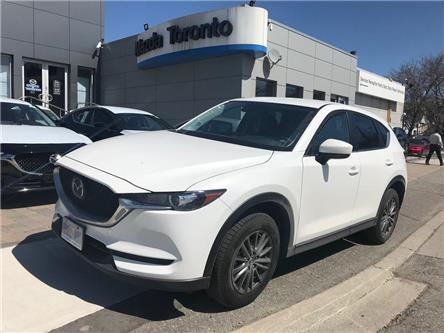 2020 Mazda CX-5 GS (Stk: DEMO85202) in Toronto - Image 1 of 12