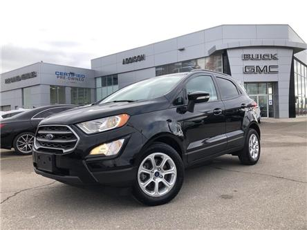 2018 Ford EcoSport SE (Stk: U245913) in Mississauga - Image 1 of 24