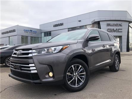 2019 Toyota Highlander  (Stk: U617481) in Mississauga - Image 1 of 26