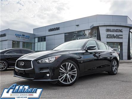 2018 Infiniti Q50  (Stk: U445497) in Mississauga - Image 1 of 29