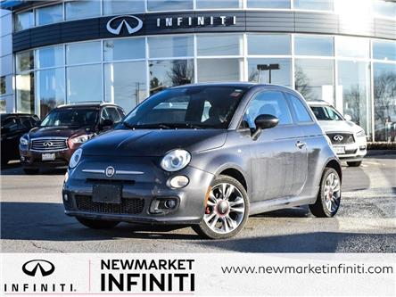 2014 Fiat 500 Sport (Stk: 20Q5030A) in Newmarket - Image 1 of 18