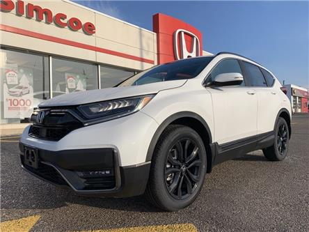 2021 Honda CR-V Black Edition (Stk: 21016) in Simcoe - Image 1 of 20