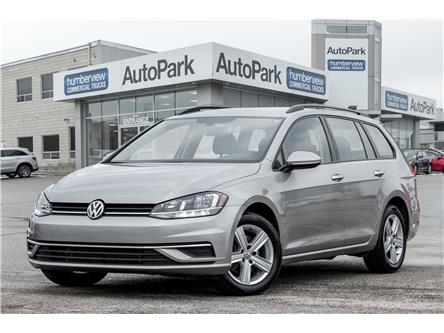 2019 Volkswagen Golf SportWagen 1.8 TSI Comfortline (Stk: APR9769) in Mississauga - Image 1 of 19