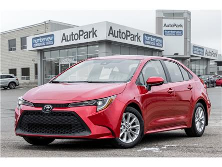2020 Toyota Corolla LE (Stk: APR9838) in Mississauga - Image 1 of 19