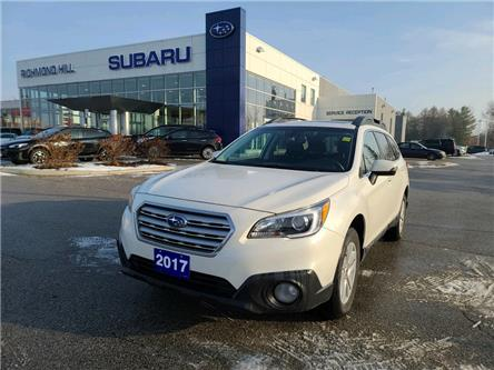 2017 Subaru Outback 2.5i Touring (Stk: LP0495) in RICHMOND HILL - Image 1 of 17