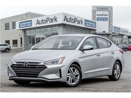 2019 Hyundai Elantra Preferred (Stk: APR7622) in Mississauga - Image 1 of 19