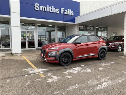 2021 Hyundai Kona 1.6T Urban Edition (Stk: 10245) in Smiths Falls - Image 1 of 13