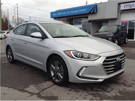 2018 Hyundai Elantra GL SE (Stk: 201286) in Kingston - Image 1 of 24