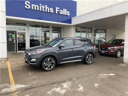 2021 Hyundai Tucson Ultimate (Stk: 10263) in Smiths Falls - Image 1 of 13