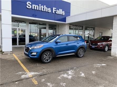 2021 Hyundai Tucson Preferred w/Trend Package (Stk: 10279) in Smiths Falls - Image 1 of 9