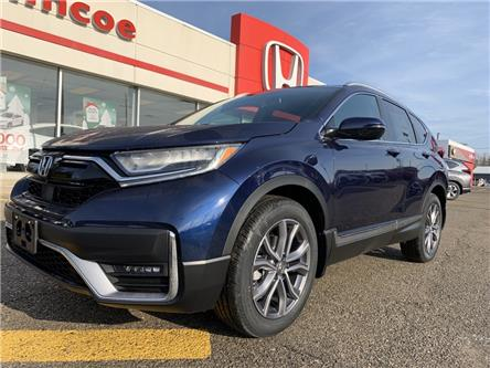 2021 Honda CR-V Touring (Stk: 21020) in Simcoe - Image 1 of 21