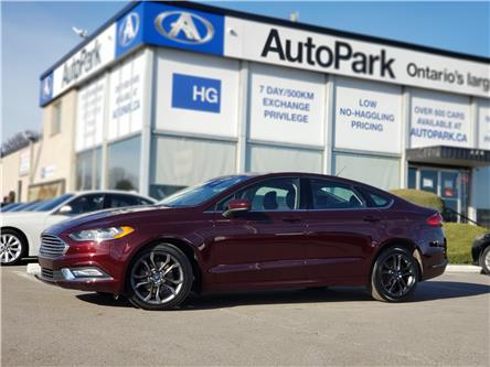 2018 Ford Fusion SE (Stk: 18-27859) in Brampton - Image 1 of 18