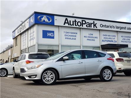 2018 Ford Focus Titanium (Stk: 18-62648) in Brampton - Image 1 of 23