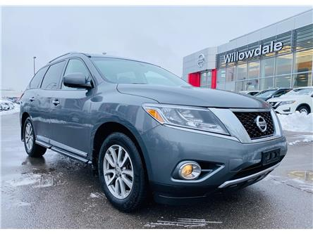 2015 Nissan Pathfinder SL (Stk: C35710) in Thornhill - Image 1 of 22