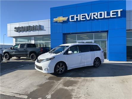 2016 Toyota Sienna SE 8 Passenger (Stk: 183888) in Fort MacLeod - Image 1 of 20