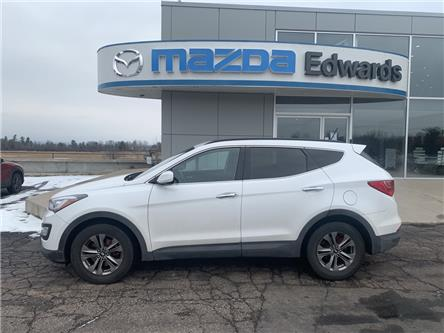 2016 Hyundai Santa Fe Sport 2.4 Luxury (Stk: 22539) in Pembroke - Image 1 of 9