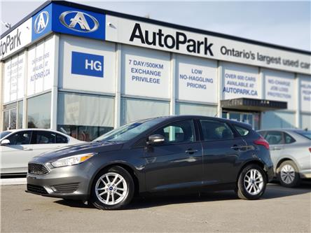 2017 Ford Focus SE (Stk: 17-07491) in Brampton - Image 1 of 18