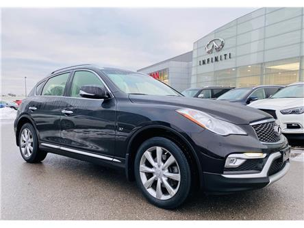 2017 Infiniti QX50 Base (Stk: H9080A) in Thornhill - Image 1 of 18