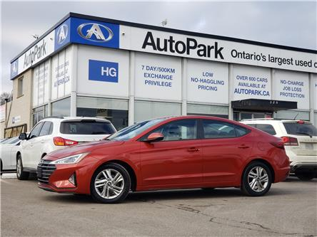 2019 Hyundai Elantra Preferred (Stk: 19-71785) in Brampton - Image 1 of 20