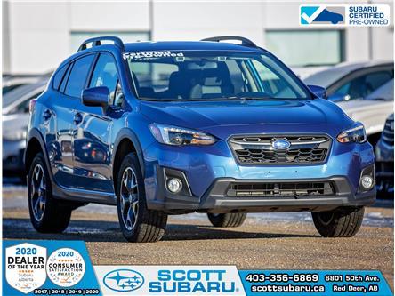 2018 Subaru Crosstrek Sport (Stk: 92119U) in Red Deer - Image 1 of 11