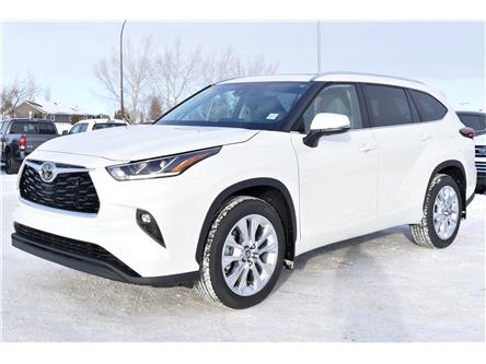 2020 Toyota Highlander Limited (Stk: HIL207) in Lloydminster - Image 1 of 10