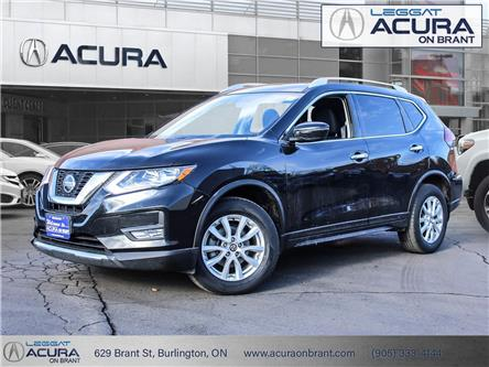 2018 Nissan Rogue  (Stk: 4348) in Burlington - Image 1 of 23