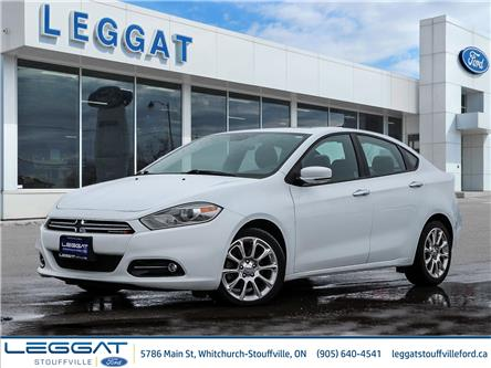 2015 Dodge Dart Limited (Stk: U5486) in Stouffville - Image 1 of 30