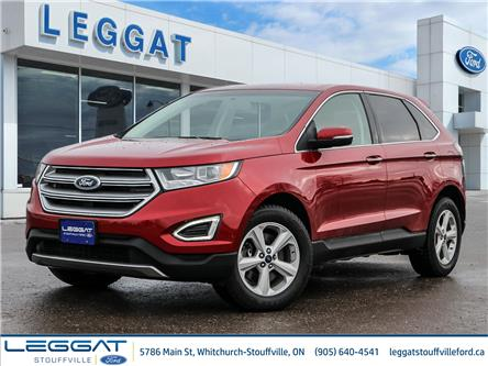 2016 Ford Edge Titanium (Stk: U5507) in Stouffville - Image 1 of 28