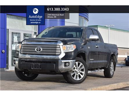 2016 Toyota Tundra Limited 5.7L V8 (Stk: A0451) in Ottawa - Image 1 of 28