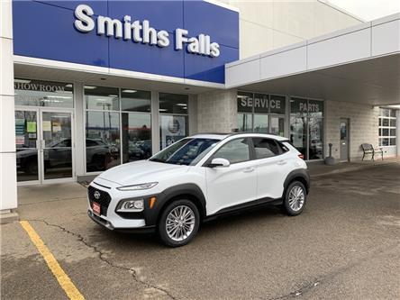 2021 Hyundai Kona 2.0L Luxury (Stk: 10288) in Smiths Falls - Image 1 of 13