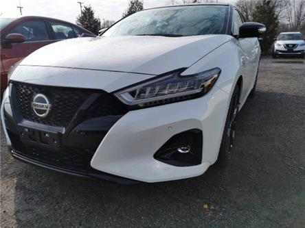 2021 Nissan Maxima SR (Stk: CMC502099) in Cobourg - Image 1 of 3