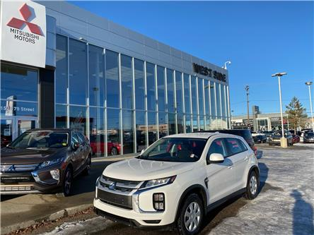 2021 Mitsubishi RVR ES (Stk: R21002) in Edmonton - Image 1 of 21
