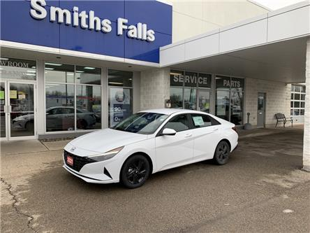 2021 Hyundai Elantra Preferred (Stk: 10283) in Smiths Falls - Image 1 of 13