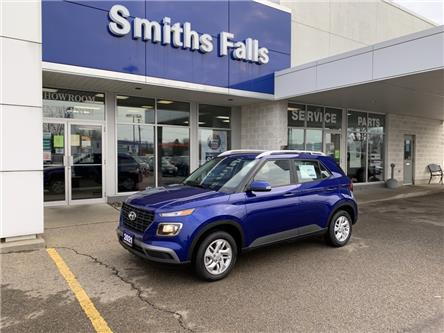 2021 Hyundai Venue Preferred (Stk: T1344) in Smiths Falls - Image 1 of 13