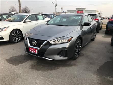 2021 Nissan Maxima SL (Stk: M0009) in Chatham - Image 1 of 5