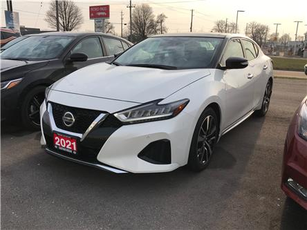 2021 Nissan Maxima SL (Stk: M0006) in Chatham - Image 1 of 5