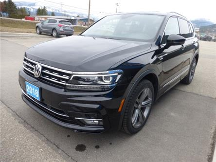 2018 Volkswagen Tiguan Highline (Stk: 11906L) in Creston - Image 1 of 17