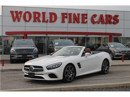 2017 Mercedes-Benz SL 450 Base (Stk: 1310) in Toronto - Image 1 of 25