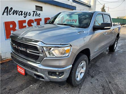 2020 RAM 1500 Big Horn (Stk: 20-465) in Oshawa - Image 1 of 13