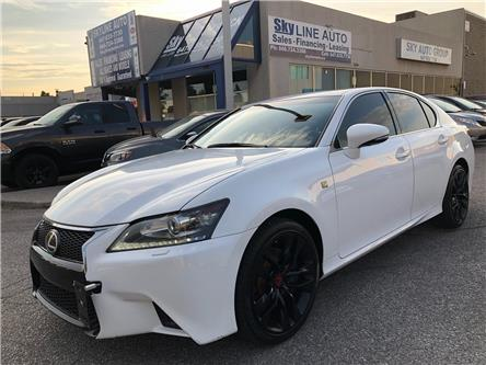 2014 Lexus GS 350 Base (Stk: ) in Concord - Image 1 of 21