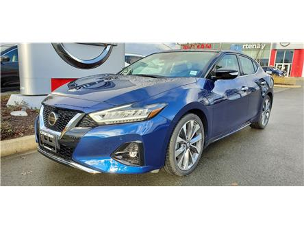 2021 Nissan Maxima Platinum (Stk: MA2100) in Courtenay - Image 1 of 8