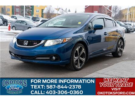 2015 Honda Civic Si (Stk: LK-259A) in Okotoks - Image 1 of 27