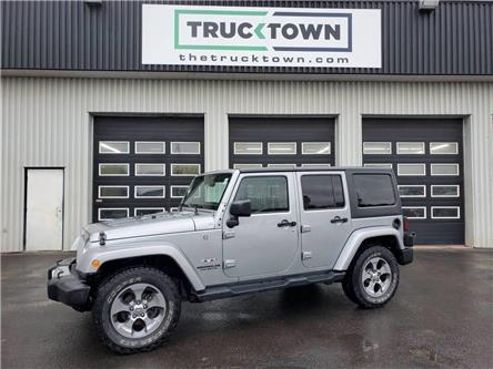 2016 Jeep Wrangler Unlimited Sahara (Stk: T0093) in Smiths Falls - Image 1 of 19
